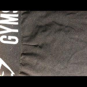 Gymshark Pants - Gymshark Fit Leggings in Black and Purple